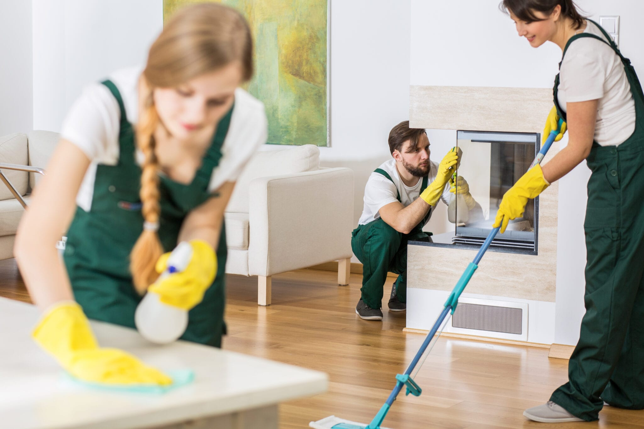 Find a Great Cleaning Company