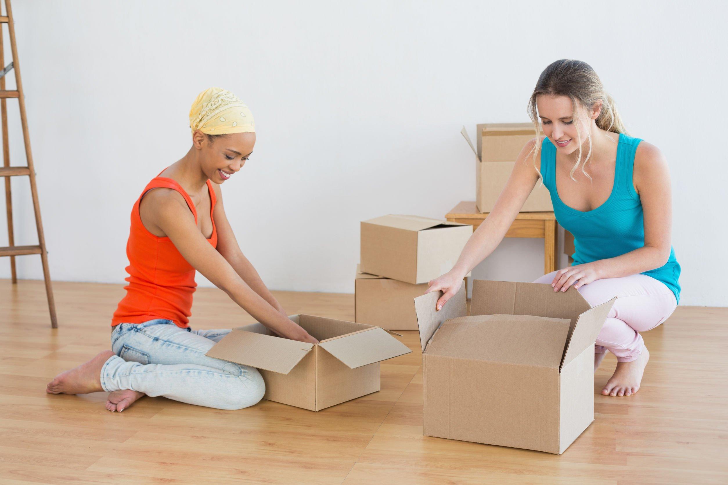 unpacking plan