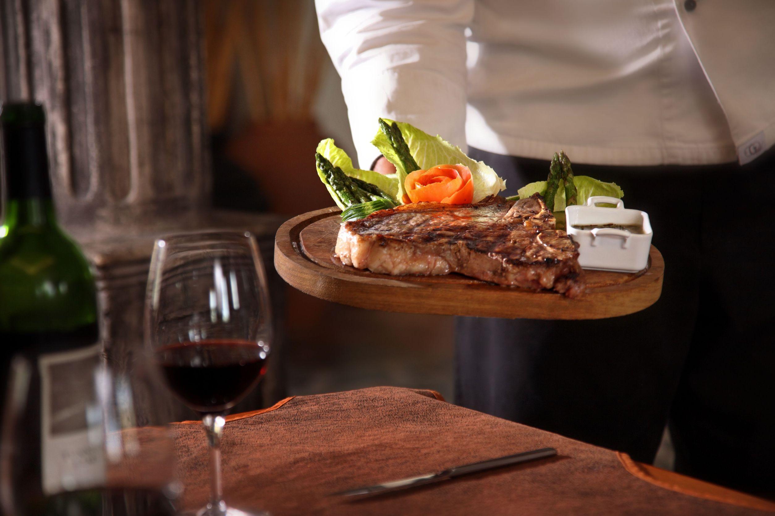 houston steakhouse