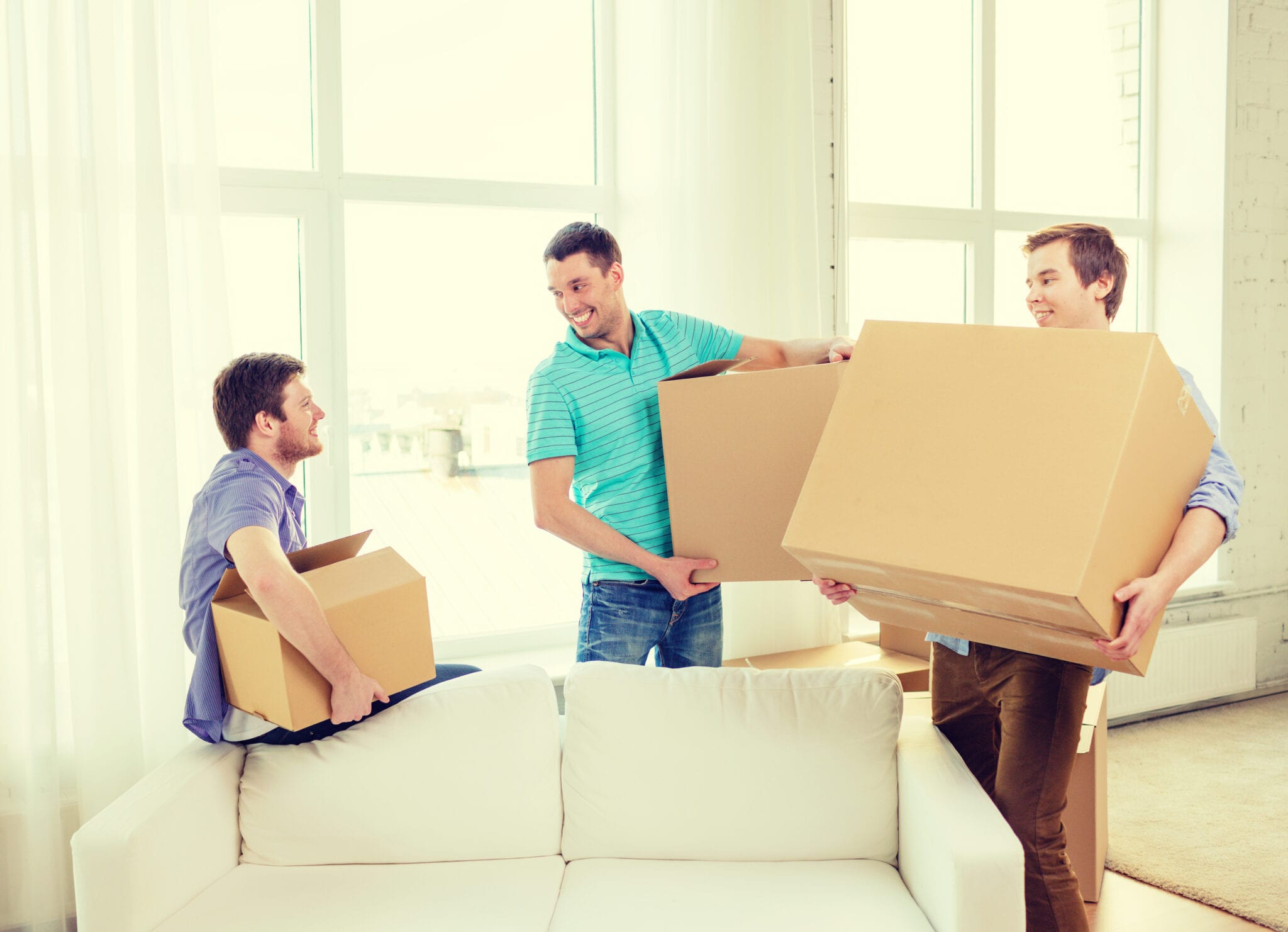Family and Friends to Help You Move