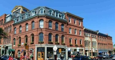 Move to Portland, Maine