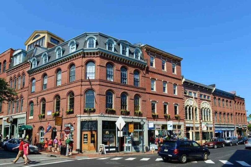 Move to Portland, Maine