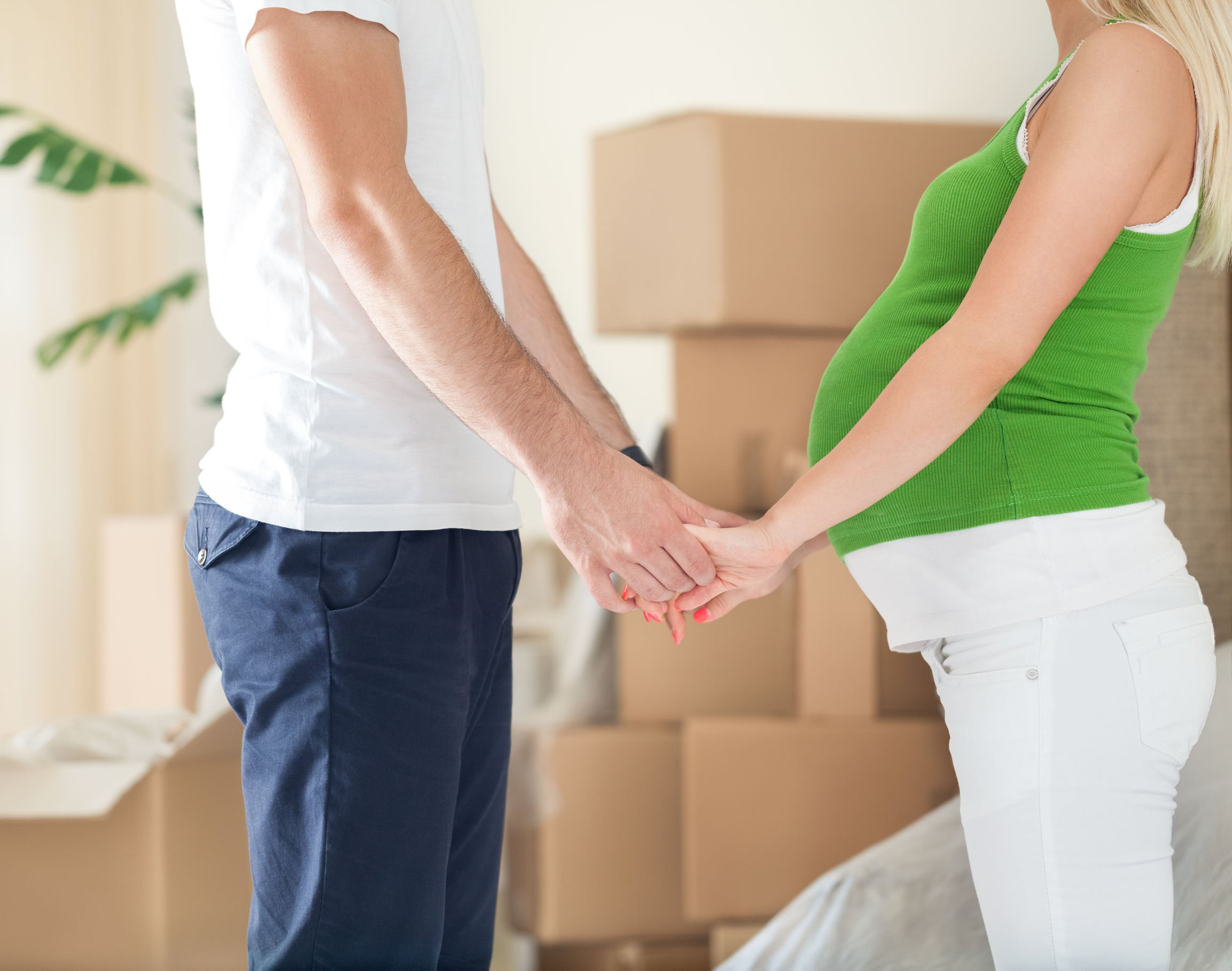 Moving When Pregnant or with a Newborn