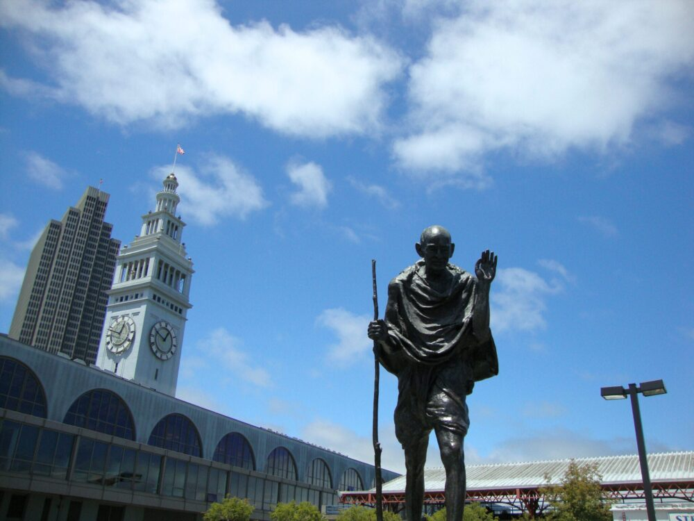 Statues in San Francisco