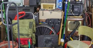 Pack and Organize Your Storage Unit
