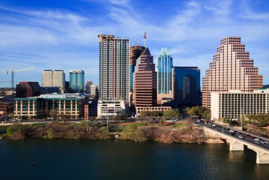 moving to austin as a young professional