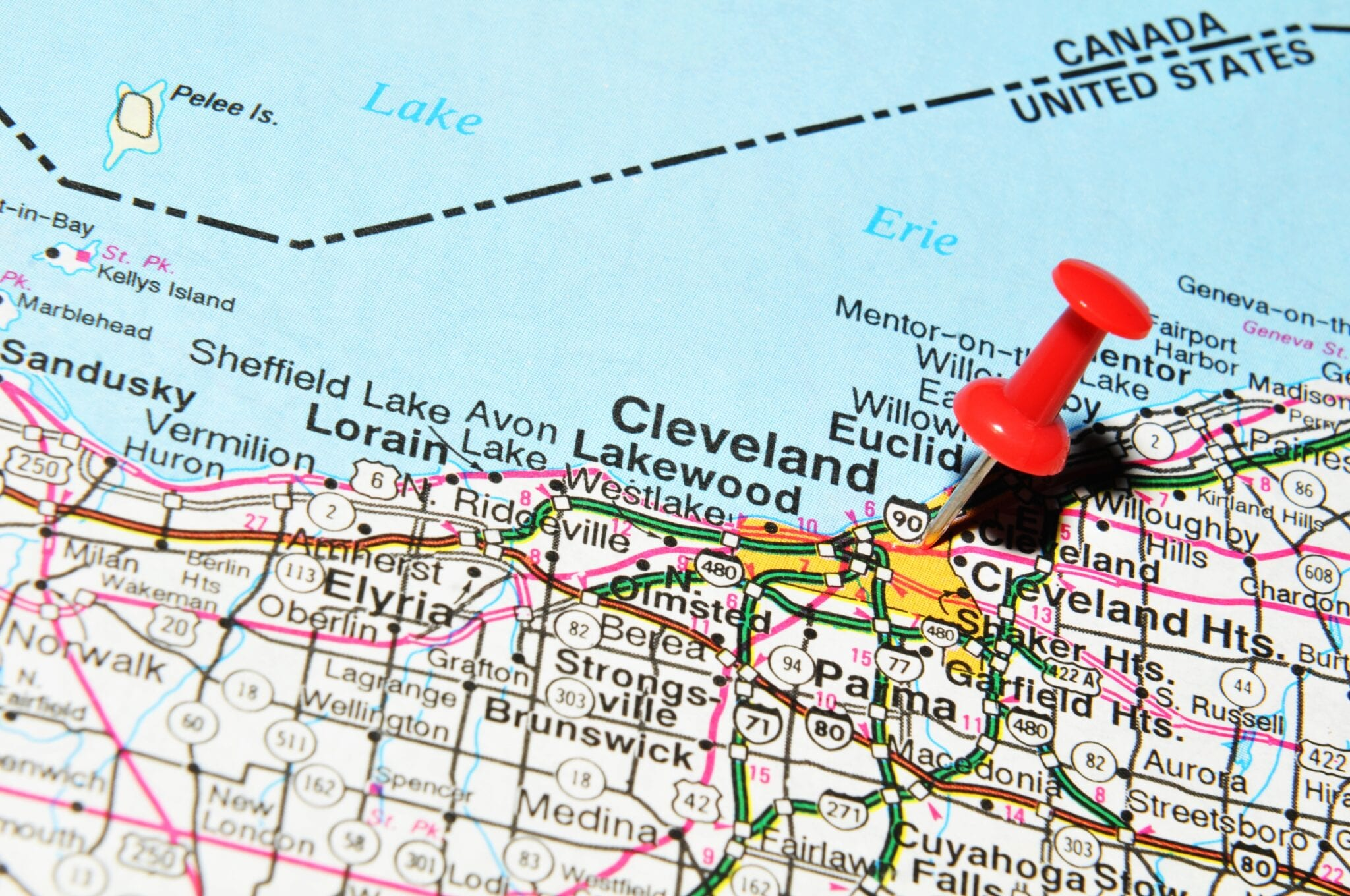 Things to discover in Cleveland