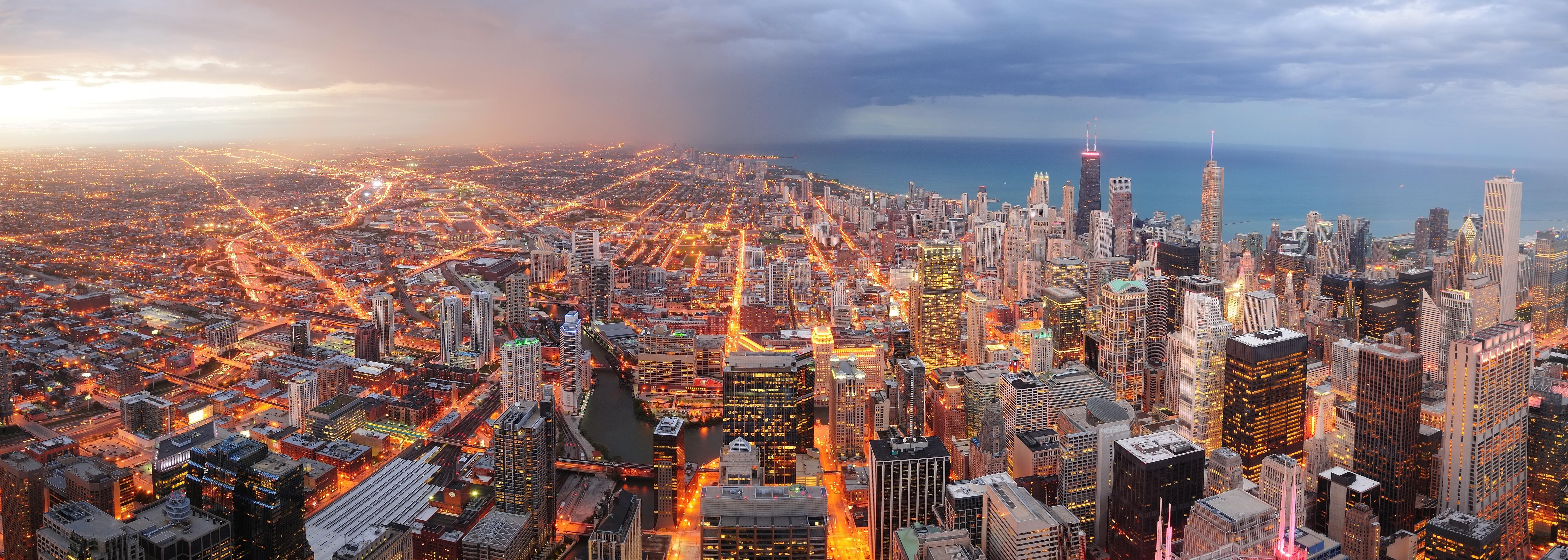 Neighborhood in Chicago