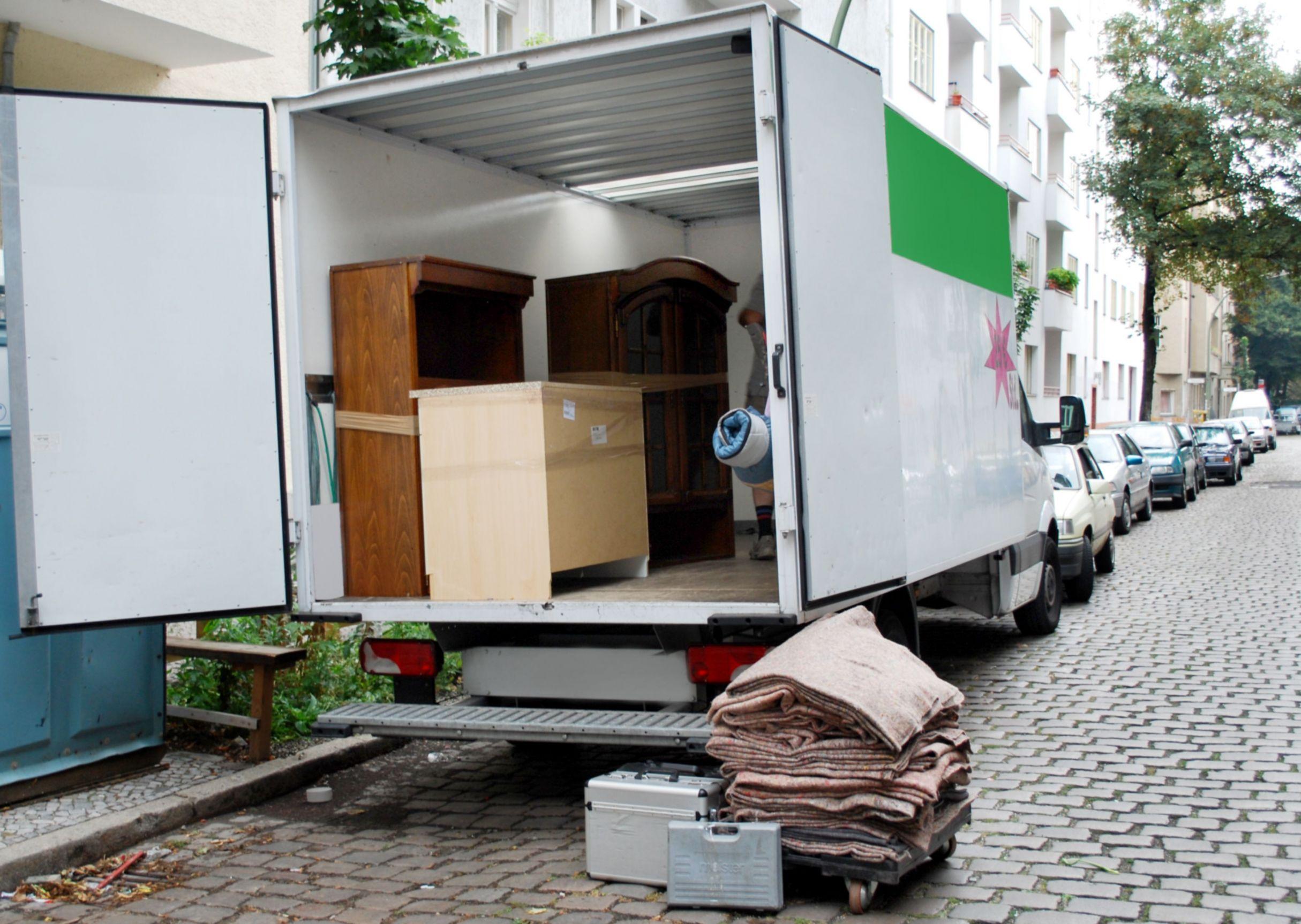rental truck companies