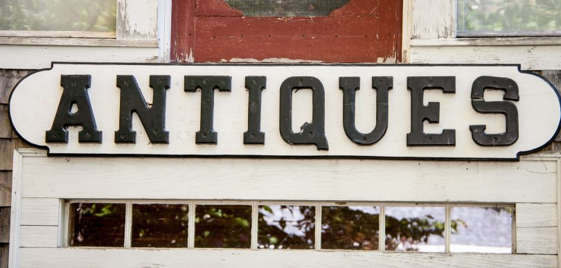 antiquing towns