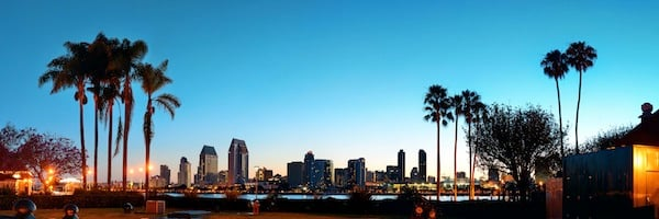 Moving to San Diego