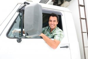 Driving a Rental Moving Truck