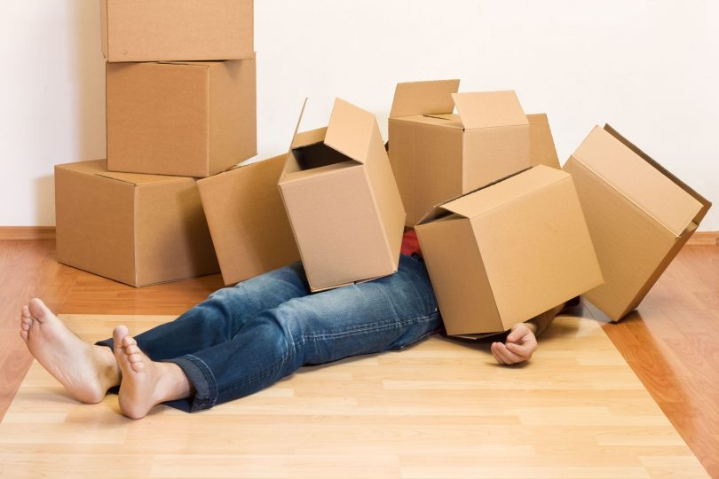 Buying Cheap Moving Boxes & Supplies