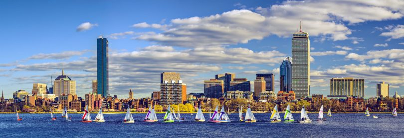 Moving in Boston