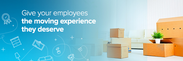 Employee relocation and benefit program for employees