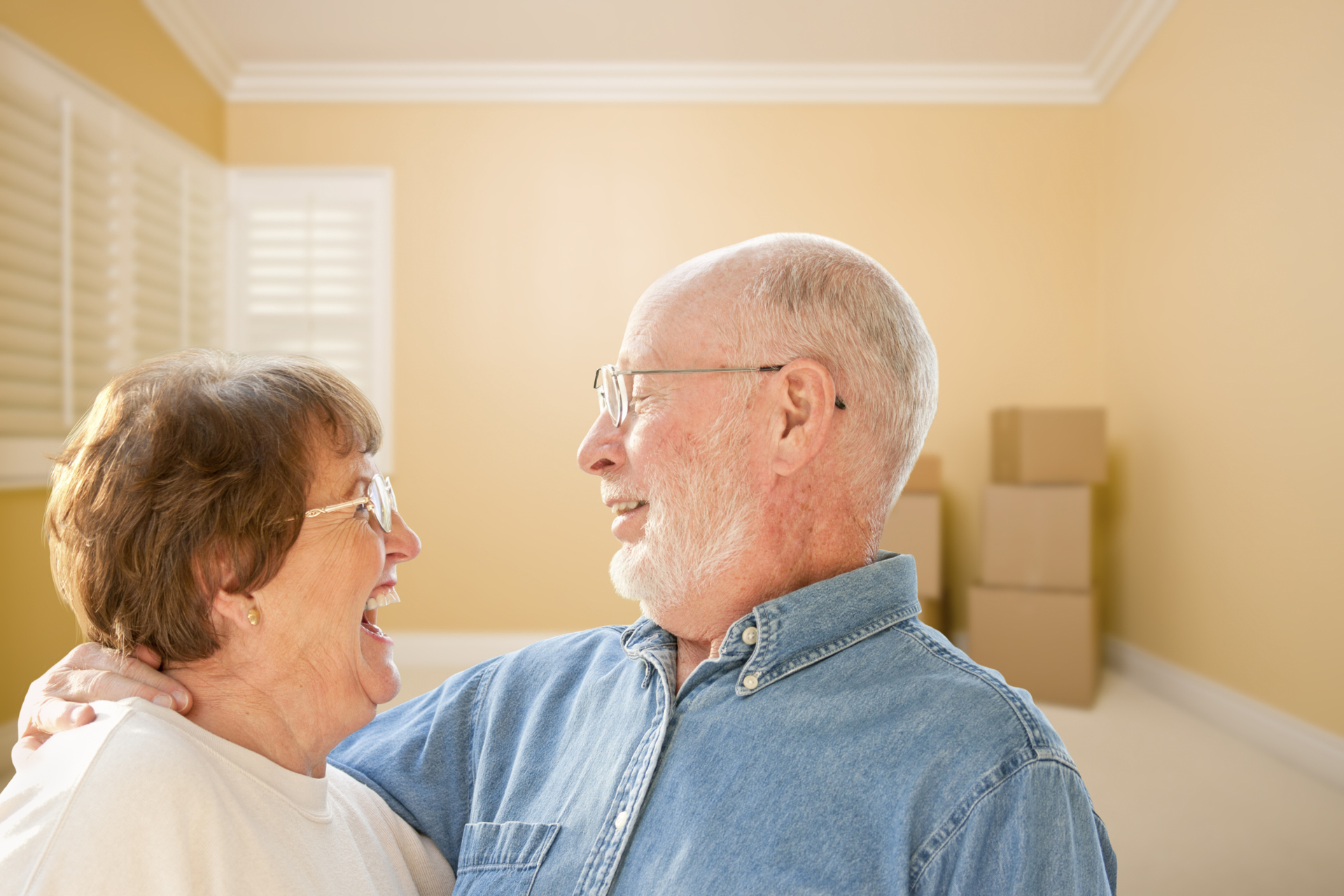 Moving Senior Citizens