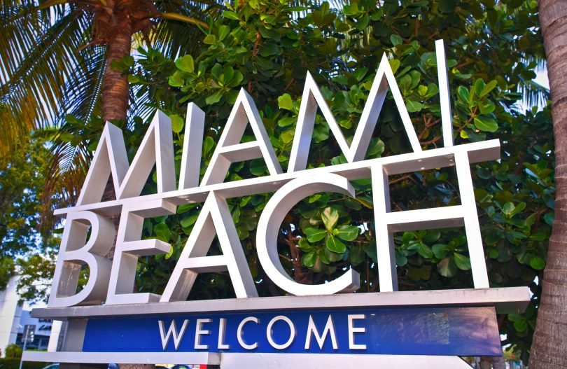 Living in Miami Beach