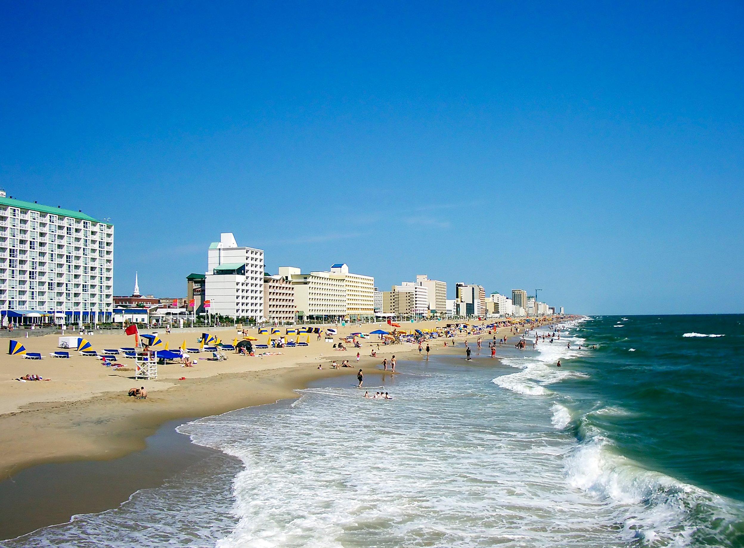 Millennials want to live in Virginia Beach