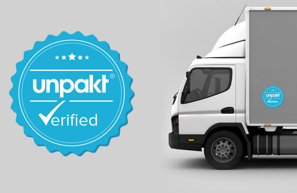 Unpakt Verified Movers Program