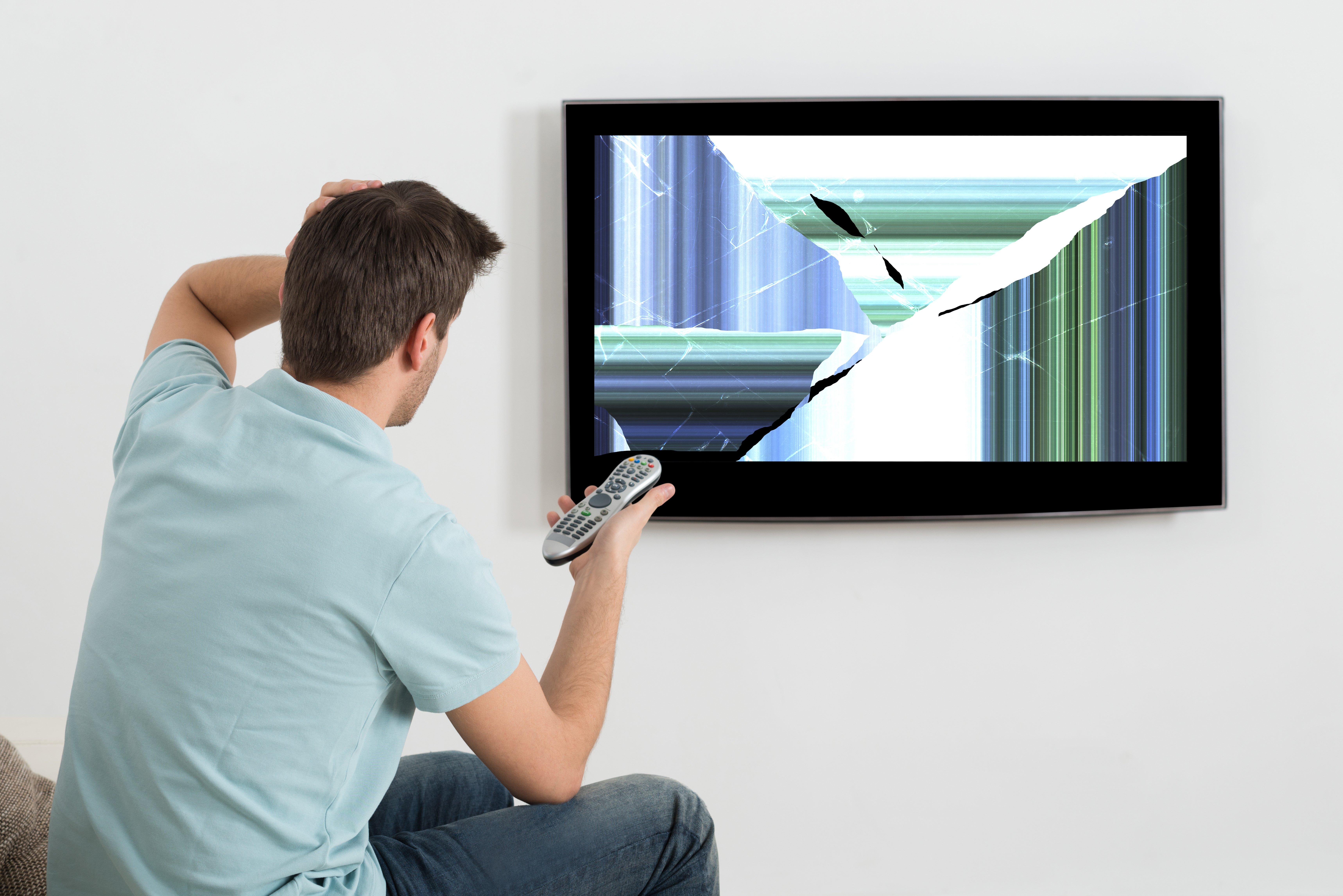 If My Movers Break My TV