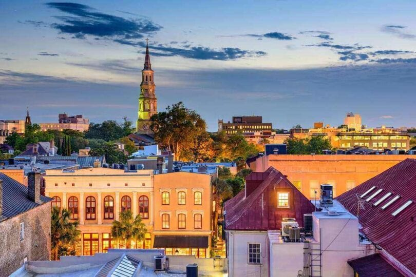 Instagrammable 24 Hours in Charleston - Unpakt