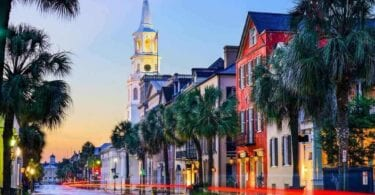 Charleston is the Most Romantic City - Unpakt