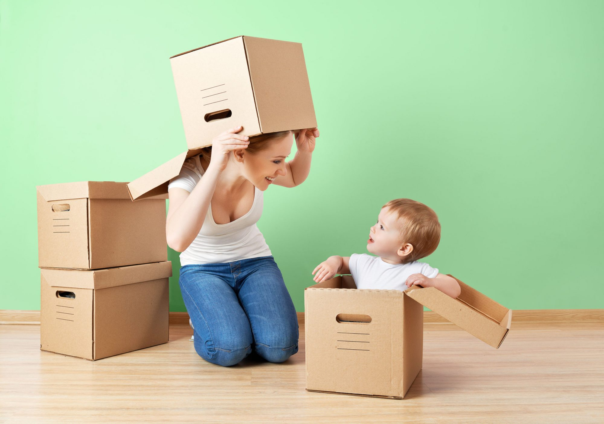 New Parents Moving