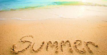End of Summer Bucket List