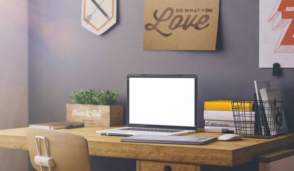 3 creative ways to make a home office
