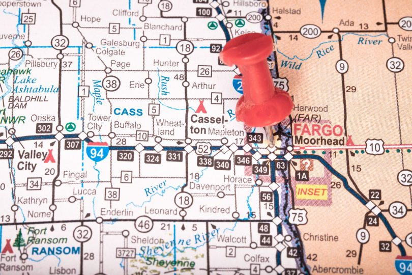 Attractions in Fargo