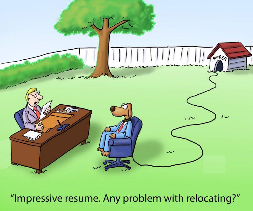 Negotiate When Relocating