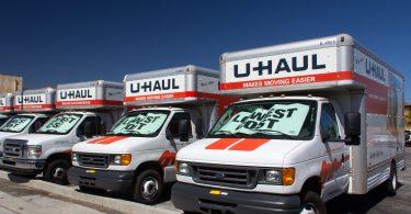 Renting a U-Haul Truck