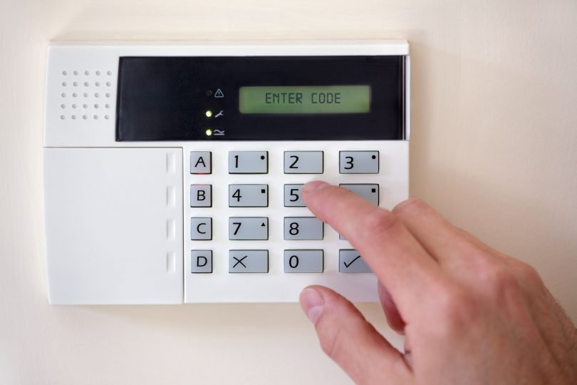 Security Systems & Alarms For Your Home