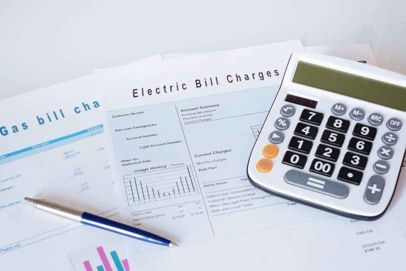 budget for utilities
