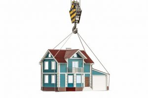lift up a house