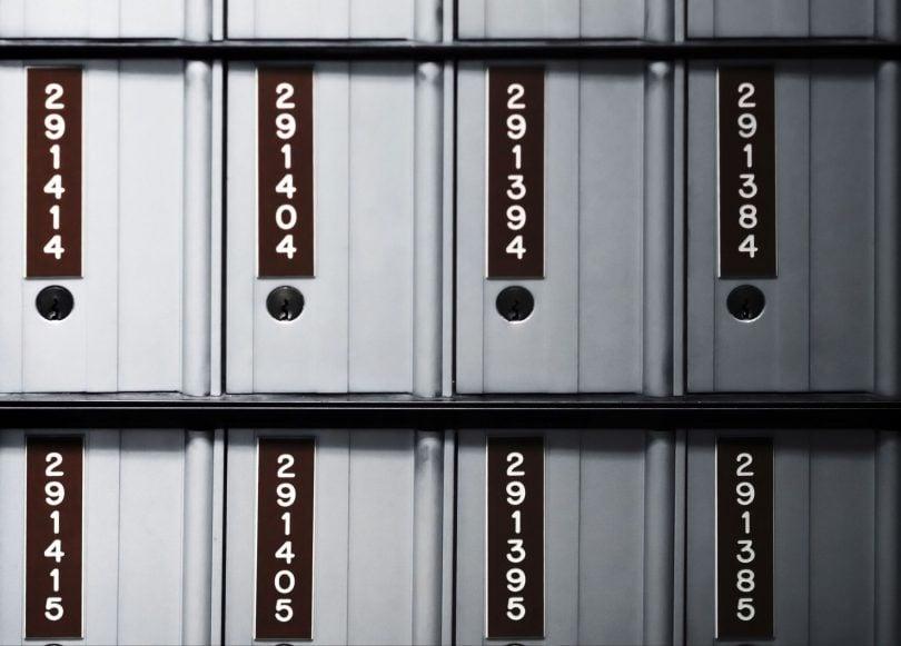 Set Up a PO Box Address When Moving