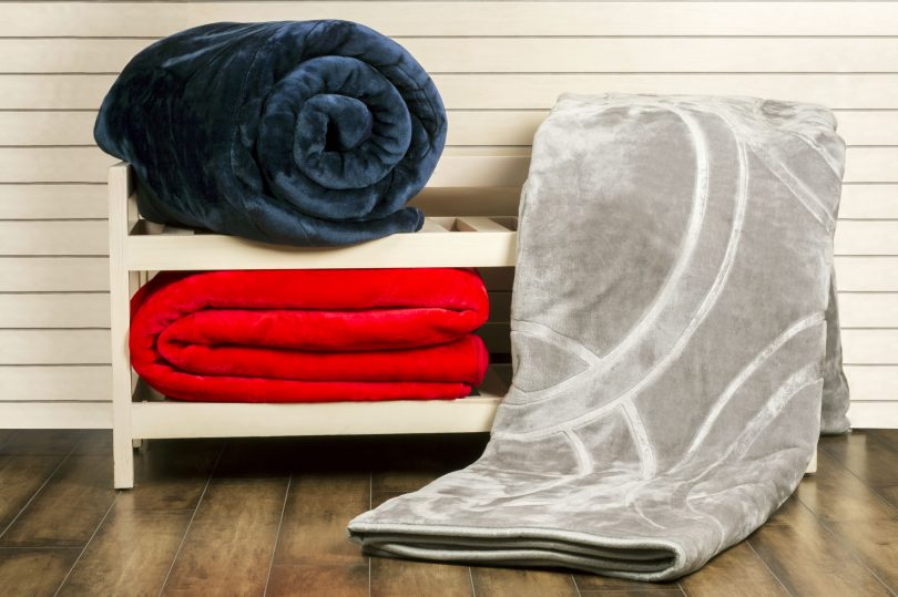How to pack bedding