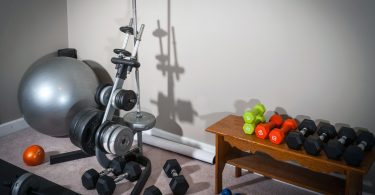 Set Up a Home Gym