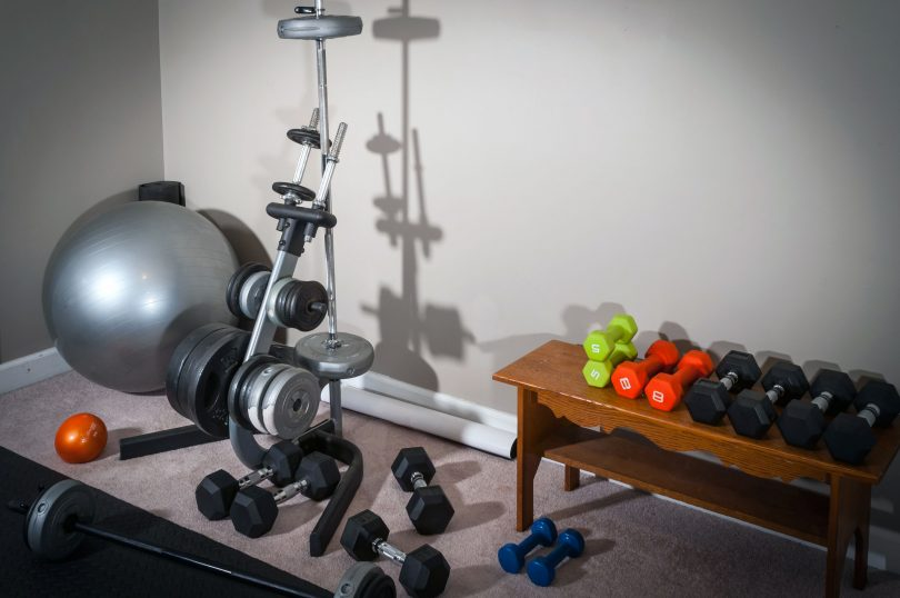 Set Up a Home Gym