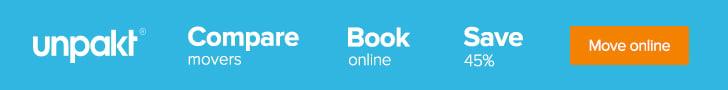 Compare movers. Book online. Save 45% - Unpakt