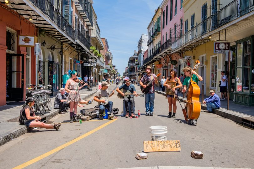 Cost of Living in New Orleans