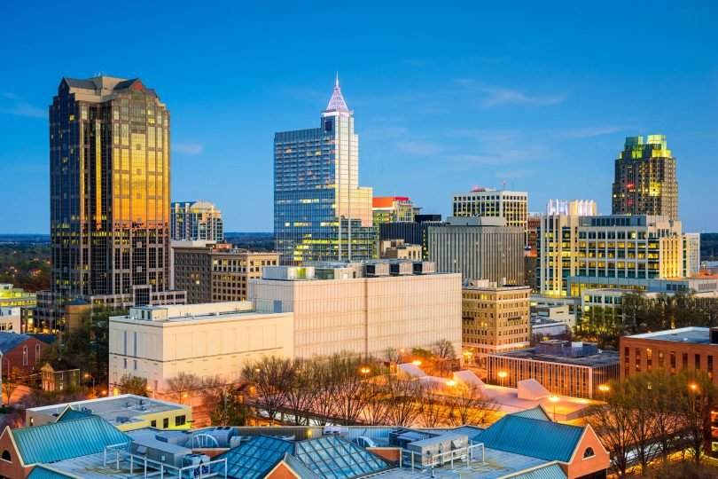 Cost of Living in Raleigh