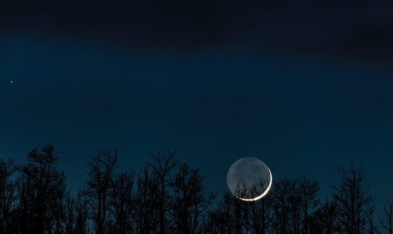 Lunar calendar moving dates