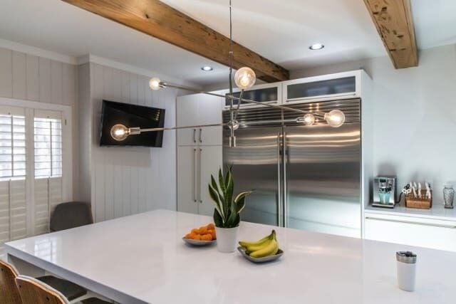 preparing kitchen for sale
