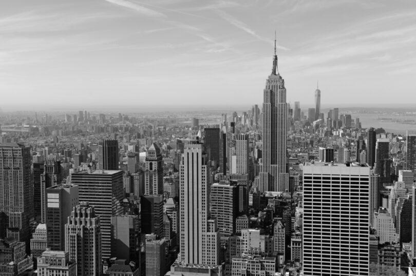 iconic nyc skyline