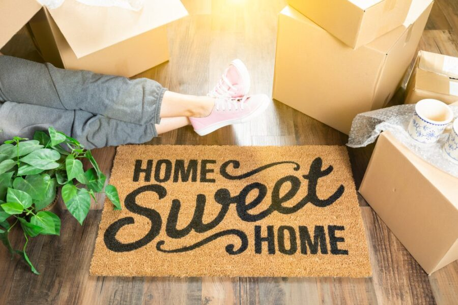 home sweet home boxes